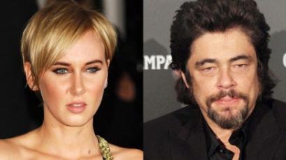 Kimberly Stewart még egy gyereket akar Benicio Del Torótól