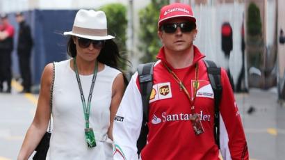Kimi Räikkönen apuka lett