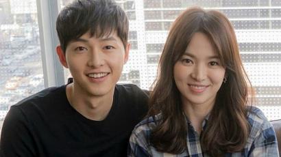Kimondta a boldogító igent Song Hye Kyo és Song Joong Ki