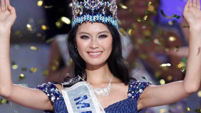 Kínai lány lett a világszépe 2012-ben