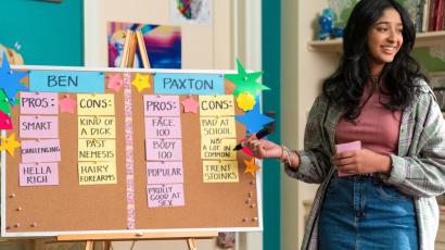 Kinek drukkolsz: Paxtonnak vagy Bennek? Ma megjelent az Én még sosem... folytatása