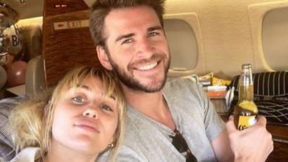 Kínos! Liam Hemsworth már nem foglalkozik Mileyval, mert az értékeik nem egyeznek