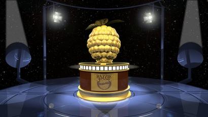Kiosztották az Arany Málna-díjakat