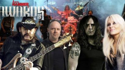 Kiosztották az idei Metal Hammer Awards díjait