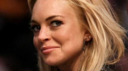 Kirabolták Lindsay Lohant