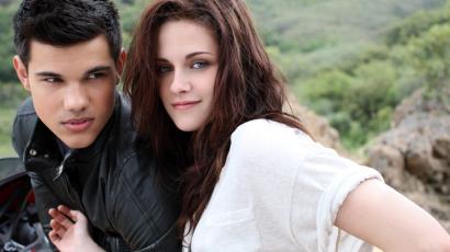 Kisebb Alkonyat reunion! Együtt lógott Taylor Lautner és Kristen Stewart