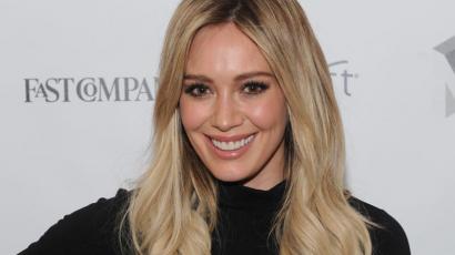 Kislánya születéséről posztolt Hilary Duff