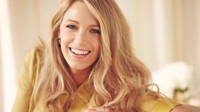 Kislánynak adott életet Blake Lively