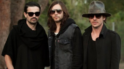Klippremier: 30 Seconds To Mars — City Of Angels