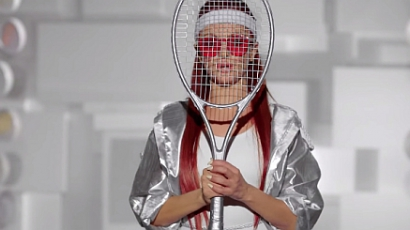 Klippremier: Alexandra Stan – Cherry Pop