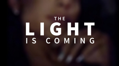 Klippremier: Ariana Grande - The Light is Coming ft. Nicki Minaj