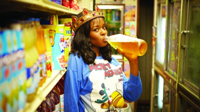 Klippremier: Azealia Banks – Ice Princess