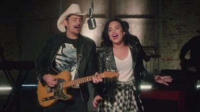 Klippremier: Brad Paisley – Without a Fight ft. Demi Lovato