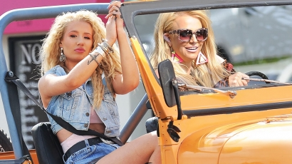 Klippremier: Britney Spears – Pretty Girls feat. Iggy Azalea