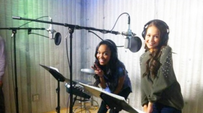 Klippremier: China McClain feat. Kelli Berglund - Something Real