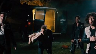 Klippremier: Fall Out Boy — The Mighty Fall