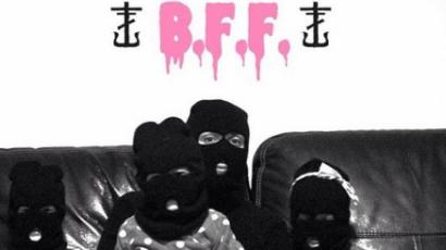 Klippremier: Frank Iero - B.F.F.