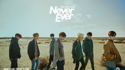 Klippremier: GOT7 – Never Ever