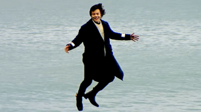 Klippremier: Harry Styles – Sign of the Times