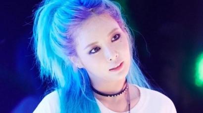Klippremier: Hyuna – Roll Deep