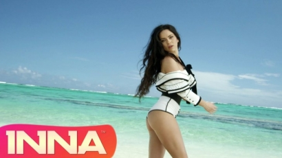Klippremier: Inna - Heaven