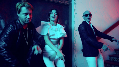 Klippremier: J Balvin & Pitbull – Hey Ma feat. Camila Cabello