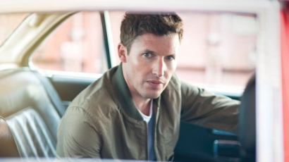 Klippremier: James Blunt — Bonfire Heart
