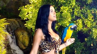 Klippremier: Katy Perry — Roar