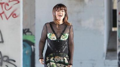 Klippremier: Kelly Clarkson — Dark Side