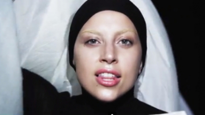 Klippremier: Lady Gaga — Applause