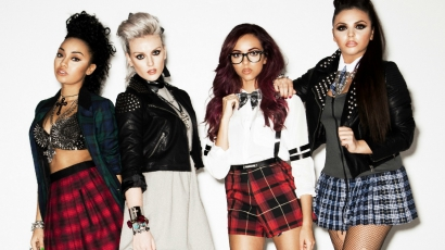Klippremier: Little Mix — Change Your Life