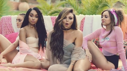 Klippremier: Little Mix – Shout Out to My Ex