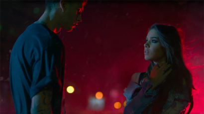 Klippremier: Machine Gun Kelly - At My Best ft. Hailee Steinfeld