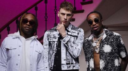 Klippremier: Machine Gun Kelly – Trap Paris feat. Quavo, Ty Dolla $ign