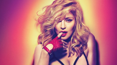 Klippremier: Madonna - Living for Love