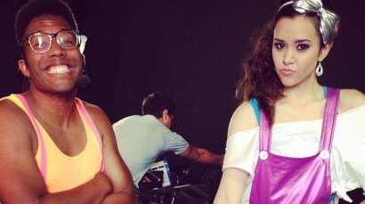Klippremier: Megan Nicole - Electrified