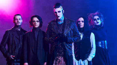 Klippremier: Motionless In White – Necessary Evil