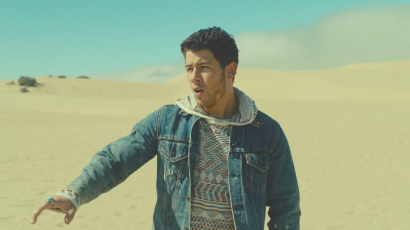 Klippremier: Nick Jonas – Find You