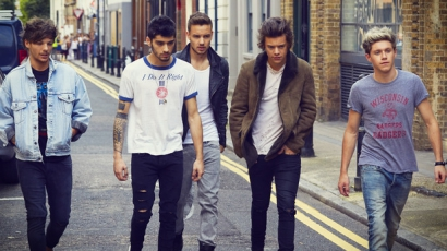 Klippremier: One Direction — Midnight Memories