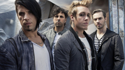 Klippremier: Papa Roach - American Dreams