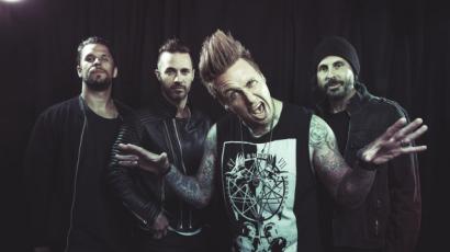 Klippremier: Papa Roach – Born For Greatness