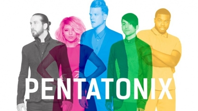 Klippremier: Pentatonix – Can't Sleep Love