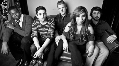 Klippremier: Pentatonix – La La Latch