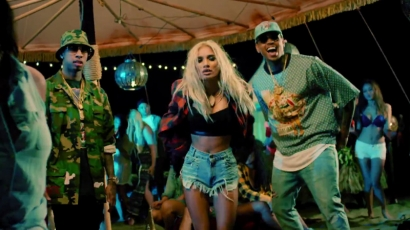 Klippremier: Pia Mia ft. Chris Brown & Tyga – Do It Again