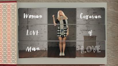 Klippremier: Pixie Lott - Caravan Of Love