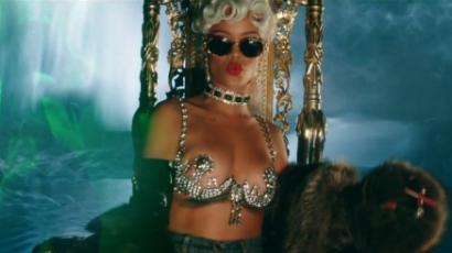 Klippremier: Rihanna — Pour It Up