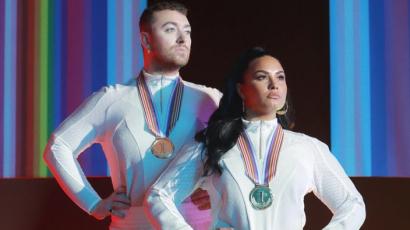 KLIPPREMIER: Sam Smith, Demi Lovato – I'm Ready