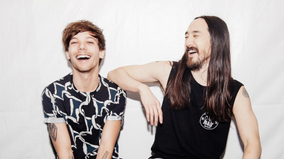 Klippremier: Steve Aoki & Louis Tomlinson – Just Hold On