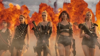 Klippremier: Taylor Swift feat. Kendrik Lamar – Bad Blood