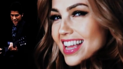 Klippremier: Thalía feat. Daniel - Estou Apaixonado